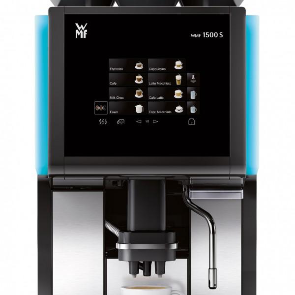 wmf 1500 s kaffeevollautomat zvn kaffee produkte. Black Bedroom Furniture Sets. Home Design Ideas